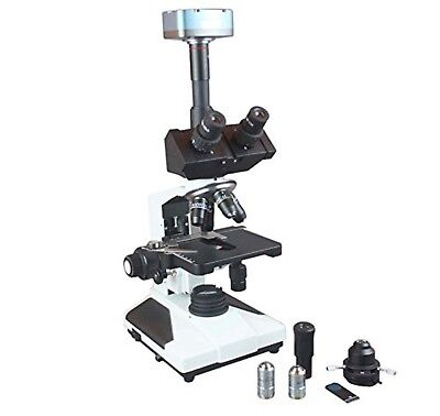 Radical Professional Quality Trinocular Research Phase Contrast Microscope W ...