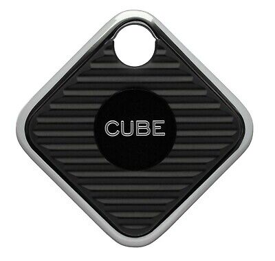 Cube Pro Key Finder Tracker 2X Volume and Range Replaceable