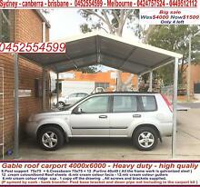 New  carport  4 x 6  $1500 or 4 x 9  $2250 Prestons Liverpool Area Preview