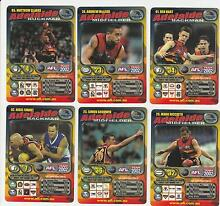 2002 AFL TEAMCOACH Football trading card - ADELAIDE BASE SET Pakenham Cardinia Area Preview