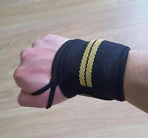Wrist straps (Weightlifting) Marsfield Ryde Area Preview