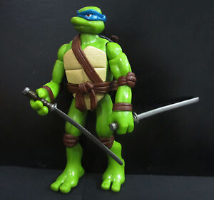 Playmates-TMNT-Teenage-Mutant-Ninja-Turtles-LEONARDO-LEO-action-figure-6
