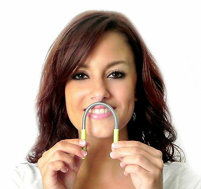 Bellabe Threading Facial Hair Remover Authentic. Made In Usa - Violet -