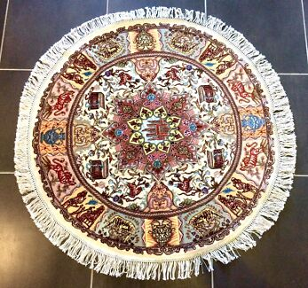 Remarkable Persian Handmade Hand Knotted Rug / Carpet Blackwater Central Highlands Preview