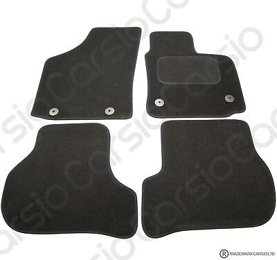 x2 SEAT Leon 1M // 1P // 5F Car Mats - Colour Choice! FR Logos