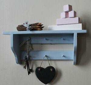 Shaker-country-pine-kitchen-or-bathroom-shelf-double-rack-shaker-pegs-rail