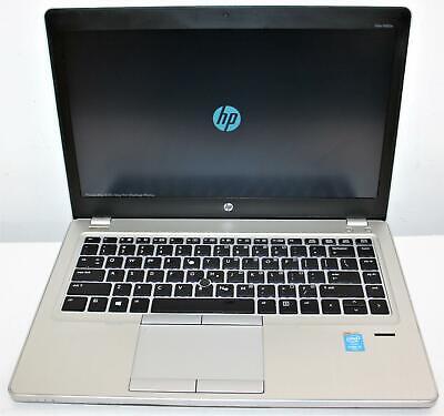 "14"" HP EliteBook Folio 9480M Intel Core i7 4thGen 2GHz 8GB 256GB WiFi BT Webcam"