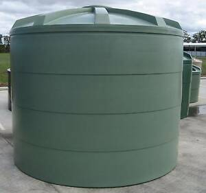 15,800ltr Poly Tanks - YARD SALE 3x Only Beerwah Caloundra Area Preview