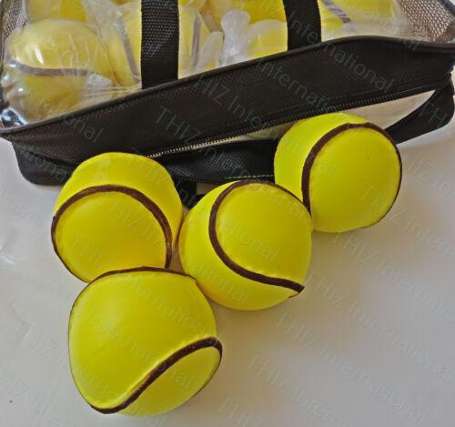 Hurling Wall Balls Sliotars Yellow Color GAA Official Size 5 balls (12 sliotars)