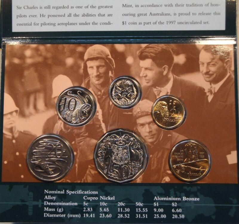 Australia 1997 Mint Set