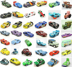Original-1-55-Mattel-disney-pixar-diecast-Cars1-Cars-2-toy-MANY-RARE-CARS