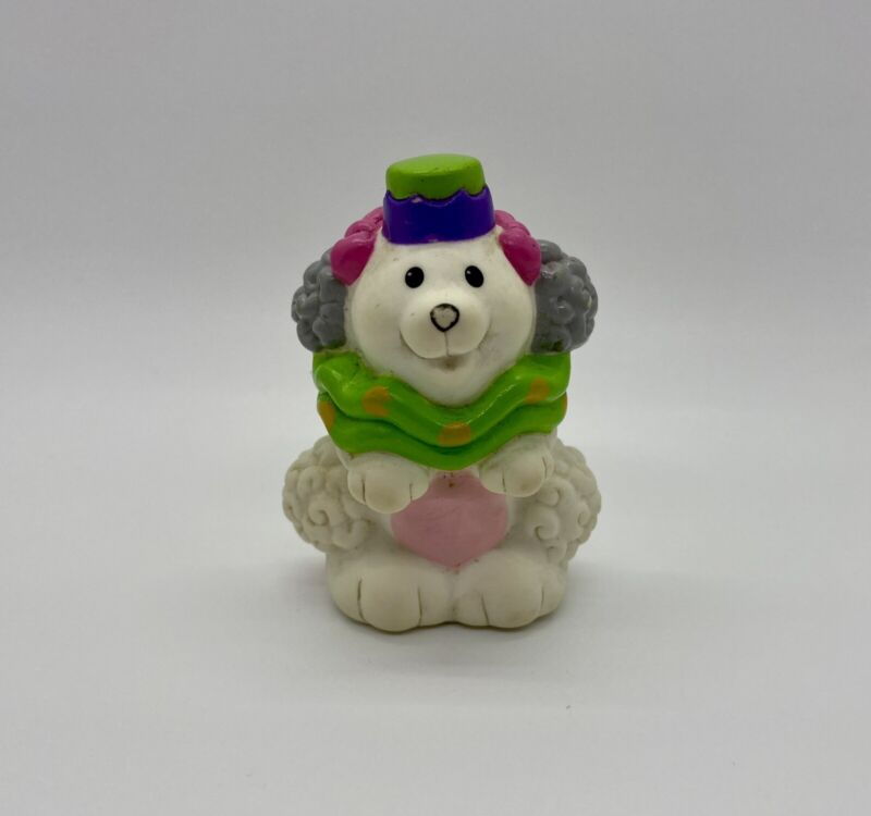 Fisher Price Little People Big Top Dancing Dog Replacement Part, Cute Circus Dog