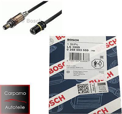 Lambdasonde Bosch 0258003559 LS3559 BMW 3-ER E36 E46 Z3 5-ER E39  7-ER E38 8-ER