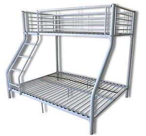 metal triple bunk beds