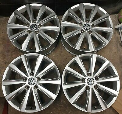 19 inch Genuine Volkswagen Touareg 7P Alloy wheels