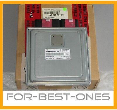 NEU Porsche 911 997 987 Steuergerät Motor Motorsteuergerät DME ecu control modul