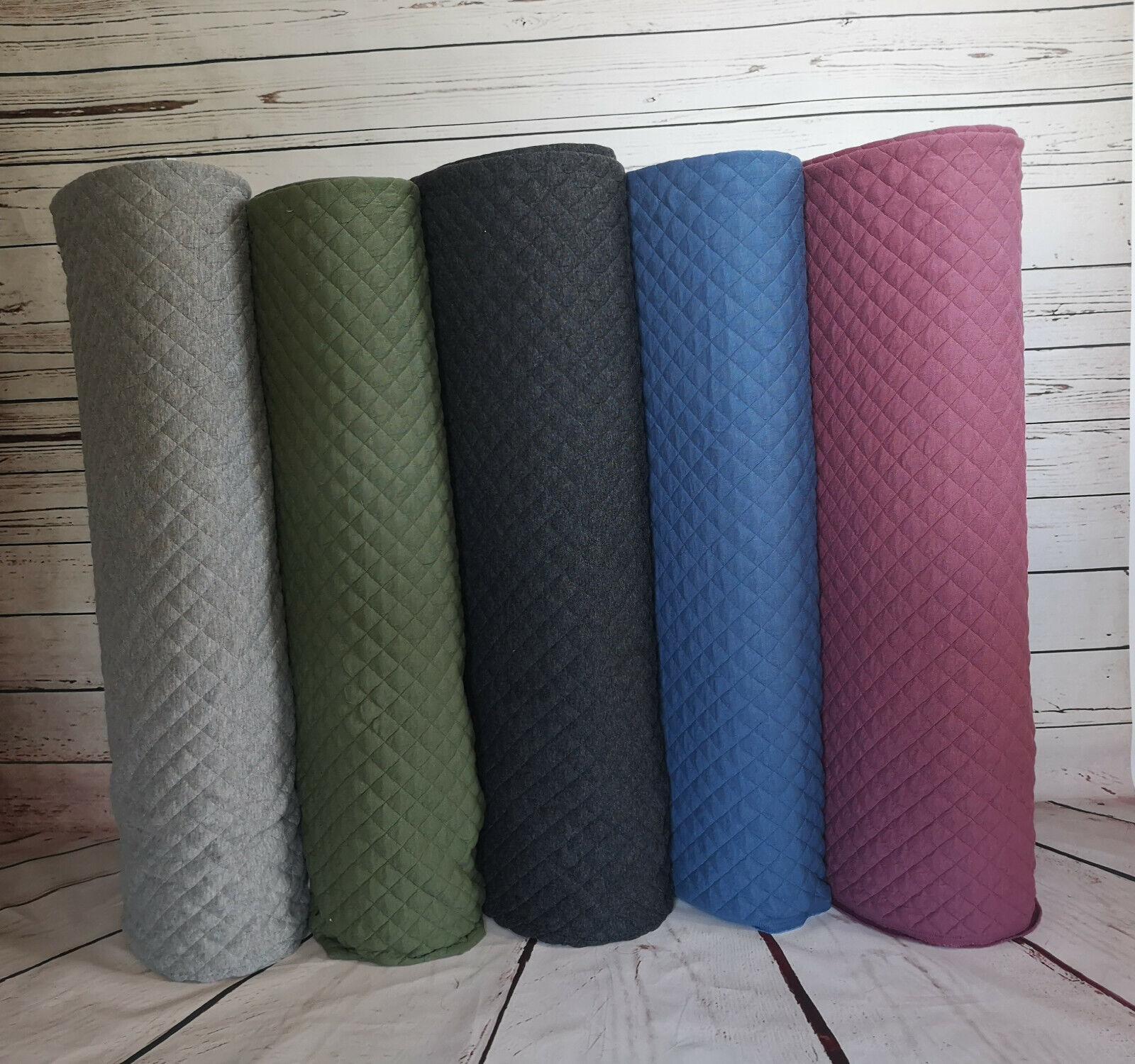 JaquardStepp Jersey XL Rauten verschieden Farben 10EUROM