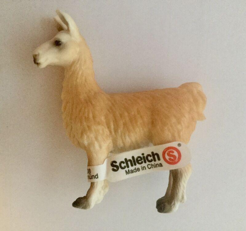 Schleich LLAMA 14301 Retired 2001 Farm Animal  WITH TAG