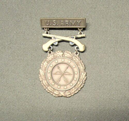 U.S. Army Shooting Match Award- Bronze (1958 Pattern).