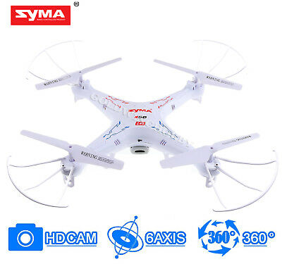 Syma X5C-1 Explorers RC Quadcopter Drone 2.4Ghz 4CH 6-Axis Gyro with HD Camera