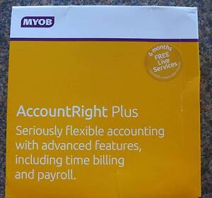 MYOB AccountRight Plus Version 2014.4 (Pre-owned) Toowoomba Surrounds Preview