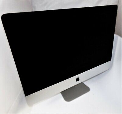 "Apple iMac 21.5"" MMQA2LL/A 2017 i5-7360U 2.3GHz 8GB RAM 1TB HDD OS 10.13 MINT"