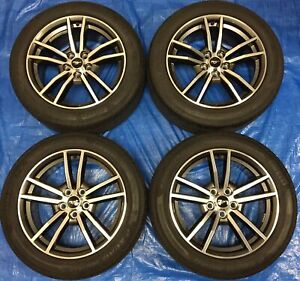 "2017 Ford Mustang GT 18"" OEM Wheels & Tires & TPMS *BRAND NEW*"