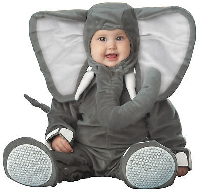 Lil' Elefant Elite Sammlung Kleinkind Kostüm Dumbo Dschungel Thema - Dumbo Kostüm