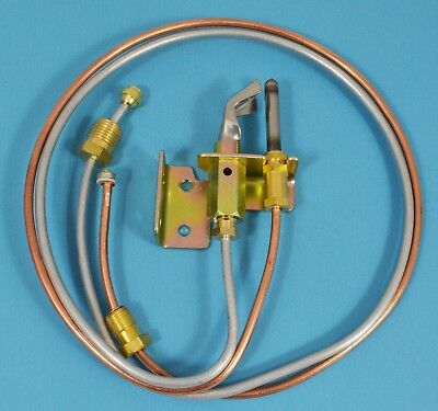Water Heater Pilot Assembly Includes Pilot Thermocouple   Tubing Natural Gas Ng
