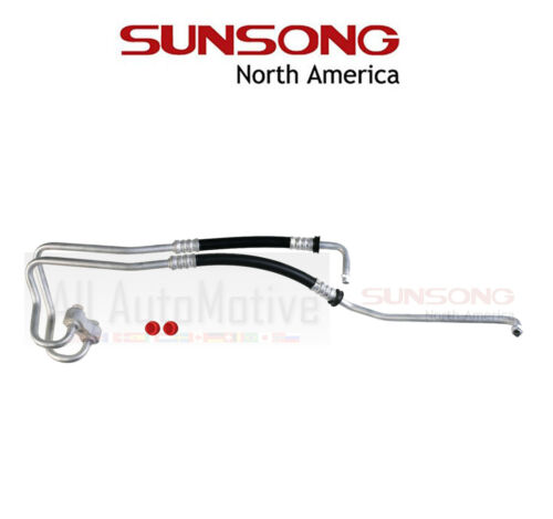Engine Oil Cooler Hose Assembly Sunsong North America 5801007