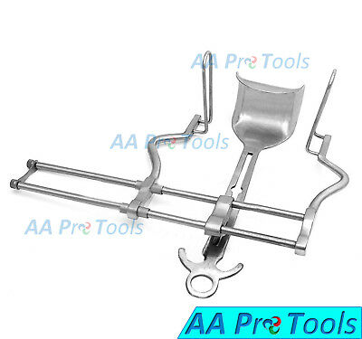 Aa Pro Balfour Abdominal Retractor 10 Veterinary Surgical Instruments New
