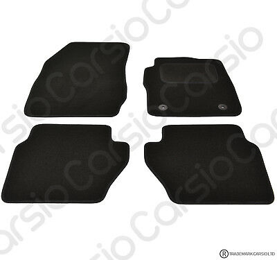 Car Parts - Ford Fiesta MK7 2012 - Onwards Tailored Car Floor Mats Carpets 4 piece Set