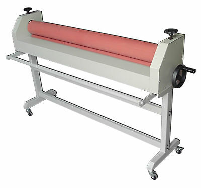 Manual 51 1300mm Cold Laminating Machine Cold Laminator With Stander