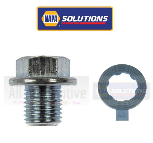 Engine Oil Drain Plug-DOHC 16 Valves NAPA//SOLUTIONS-NOE 7041380