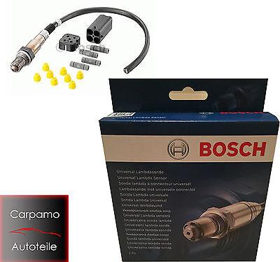 Bosch Universal Lambdasonde 0 258 986 602 4-Polig - Kabel LS 602 LSF4.2 +E