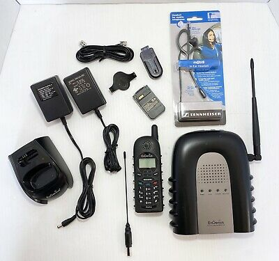EnGenius DuraFon 1X Long Range Industrial Cordless Phone System (A)