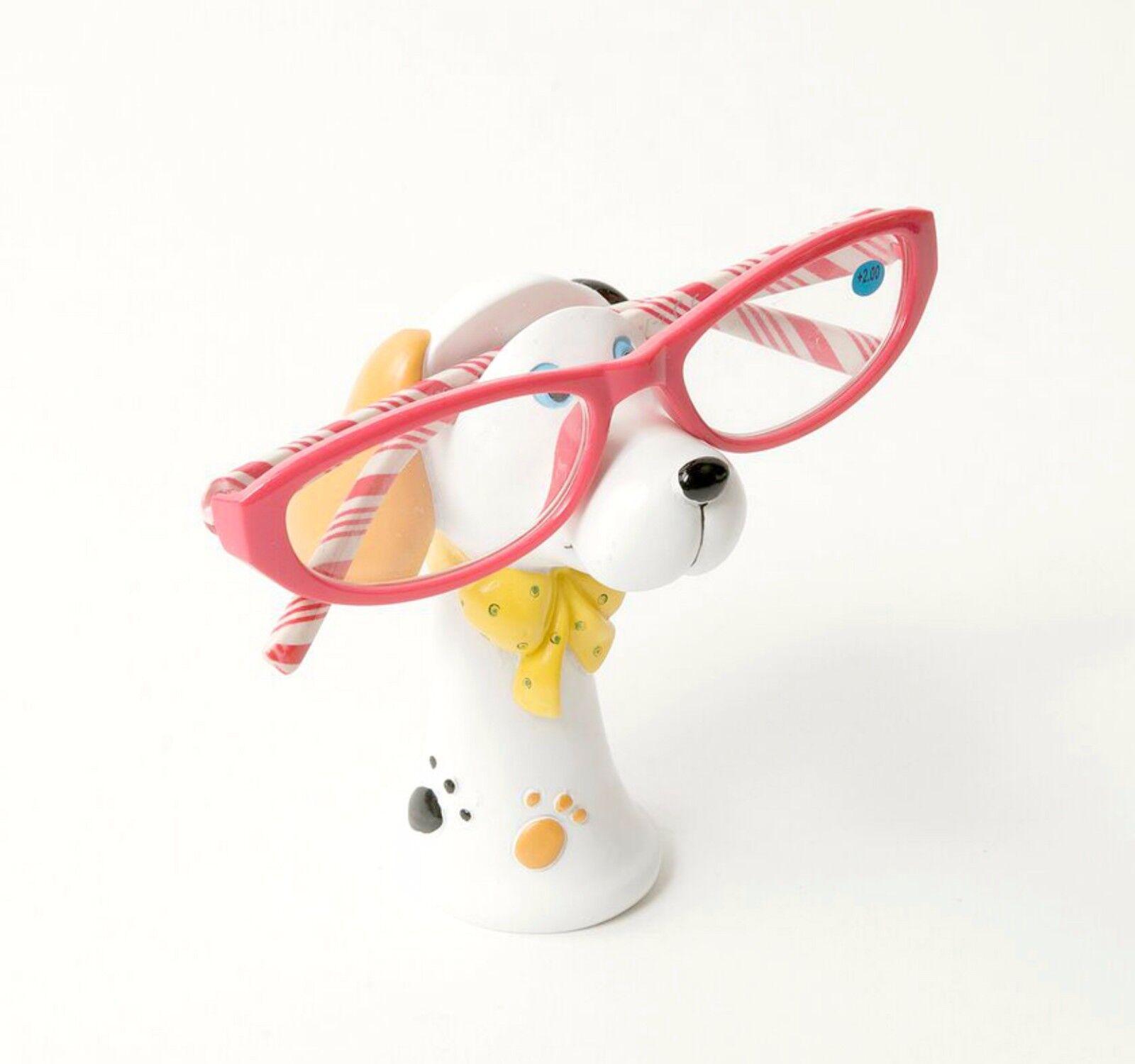 Cane/Occhiali da vista/Occhio Vetro/occhiali/Montature/Supporto/Optipet/Nuovo