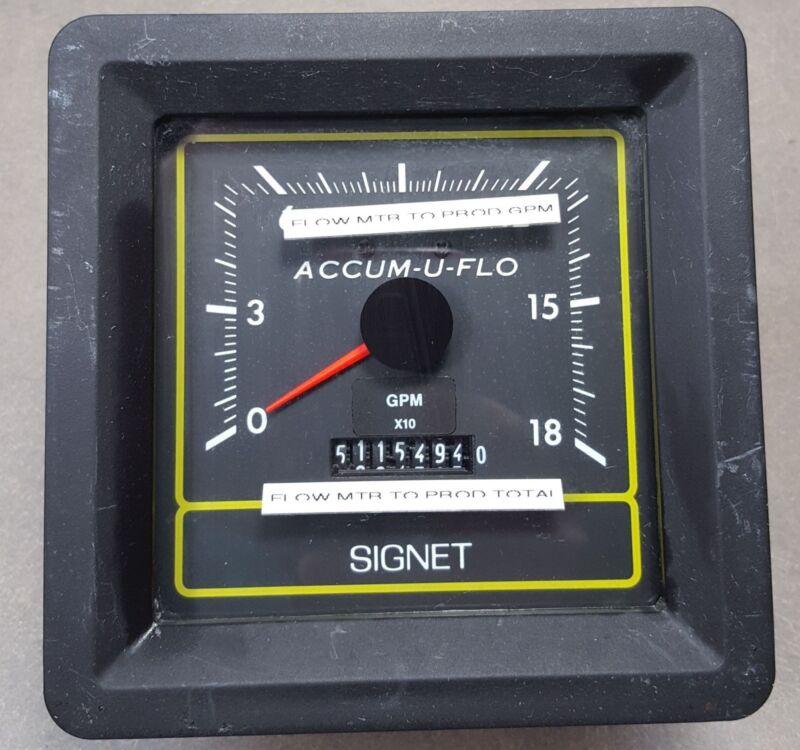 George Fischer Signet Flow Controller 3-9010.110 302008 H4