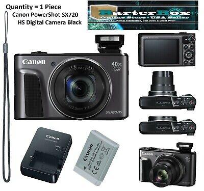 Easter Deal Retail Box Sale SX720 Canon PowerShot Sx 720 Hs Digital Camera