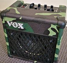 Vox DA5 Battery Amp. Camo colour Good condition. Hurstville Hurstville Area Preview