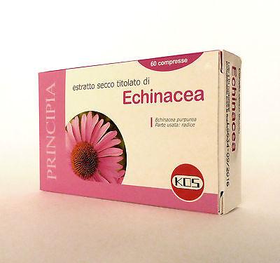 ECHINACEA Estratto secco titolato 60 compresse - Difese immunitarie