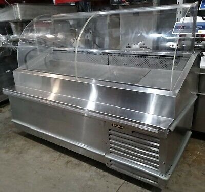 Traulsen 78 Refrigerated Seafood Display Case