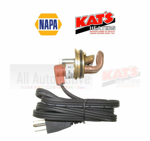 Engine Heater Napa Kat 38 Mm 600 Watt Fits Ford Lincoln Mercury Ebay