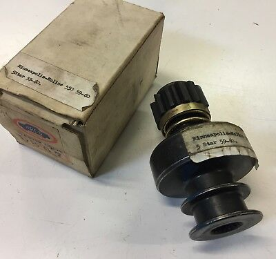 Minneapolis Moline 1959 1969 5 Star 550 Starter Drive Bendix Nos