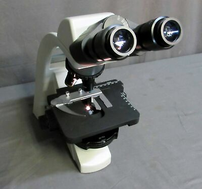 Motic Ba300 Phase-contrast Binocular Compound Microscope With 4 Objectives