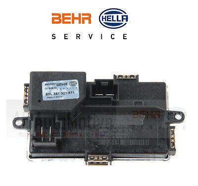 Blower Motor Resistor fits BMW 535 550 640 650 740 750 760 OE BEHR