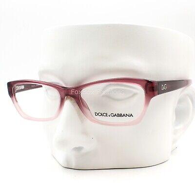 Dolce Gabbana D&G 1216 1857 Eyeglasses Frames Pink Gradient 50-16-135 (D & G Eyeglass Frames)
