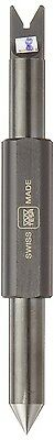 Brown Sharpe Tesa 75mm Screw Thread Pitch Micrometer Setting Standard 60 Degree