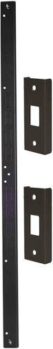 Door Armor Mini - Door Security Reinforcement Kit For Jamb, Frame, Strike Plate