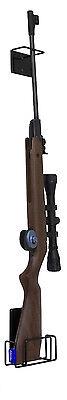 USA GunClub Easy Use Mount Anywhere Shotgun or Rifle Rack